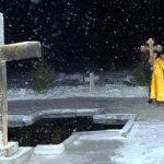 Врачи предупреждают об опасности купания на Крещение