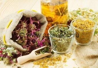 травяной сбор похудения очищения организма