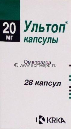 Ультоп лекарство инструкция