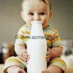 Пейте, люди, молоко – будете здоровы!