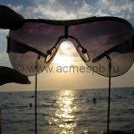 Темные очки: защита или опасность?