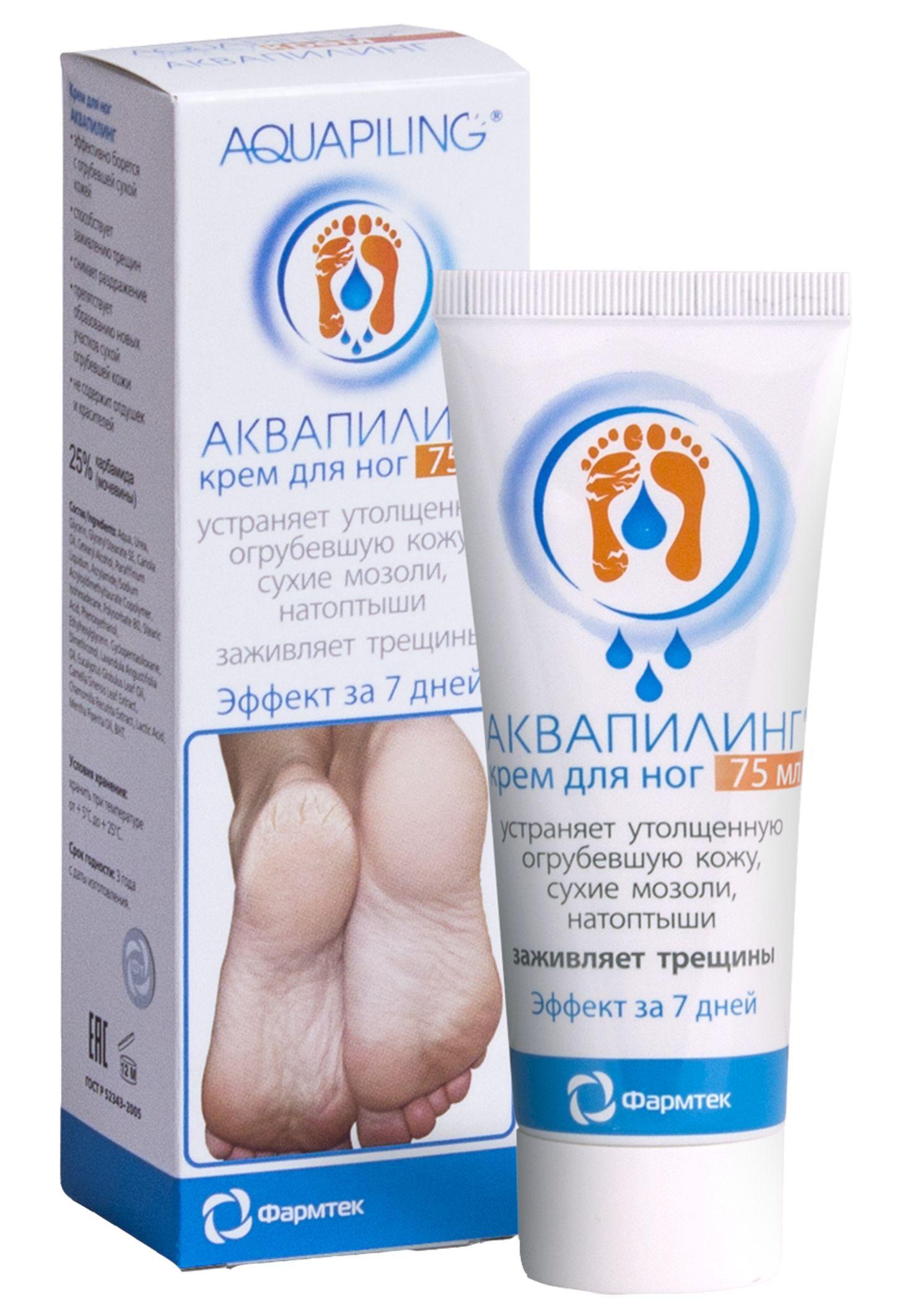 Средство для смягчения ногтей на ногах