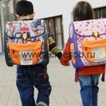 Тяжелые школьные рюкзаки вызывают повреждение нервов, мышц и костей