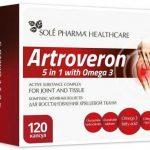 Артроверон 5в1 с омега-3