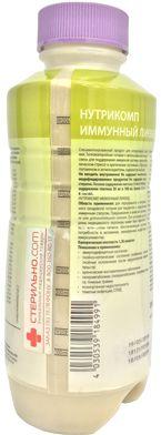 Нутрикомп иммунный ликвид нейтральный вкус