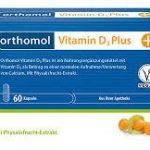 Ортомол Витамин D3 плюс