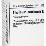 Таллиум ацетикум