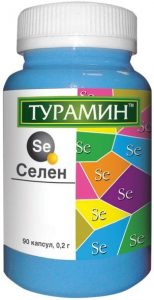 Турамин селен