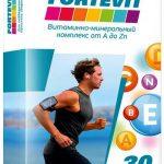 Фортевит витаминно-минеральный комплекс от а до цинка для мужчин