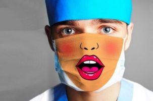 Какие маски лучше использовать в холода: совет терапевта