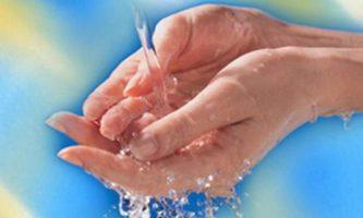 почему нельзя после мытья рук применять антисептик