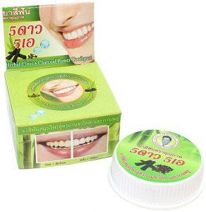 5 звезд зубная паста травяная